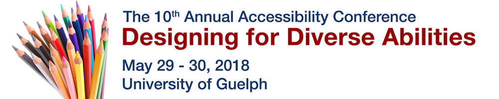 The 10th Annual Accessibility Conference
