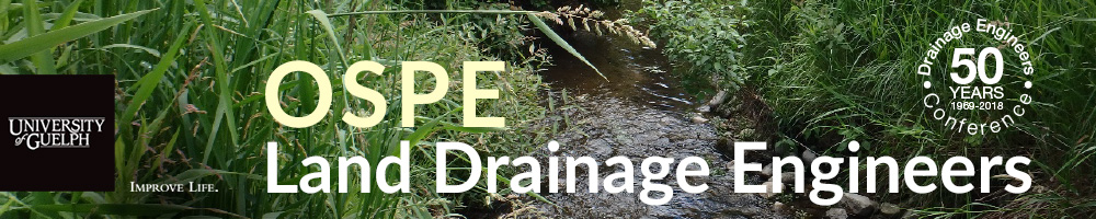 Land Drainage Engineers Conference